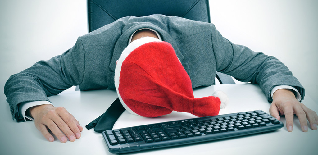 7 Ways to Stay Productive Over the Holidays!
