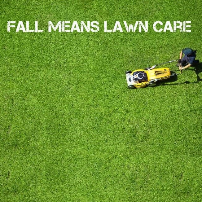 Fall Lawn Care at The Great Outdoors