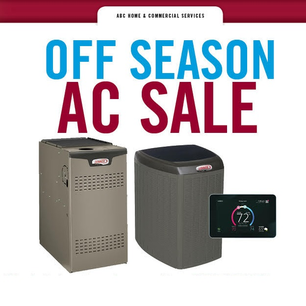 AC Sale at ABC Home & Commercial