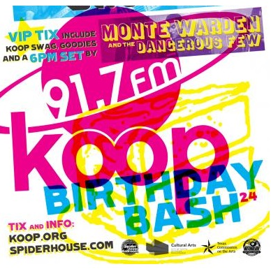 KOOP Birthday Party