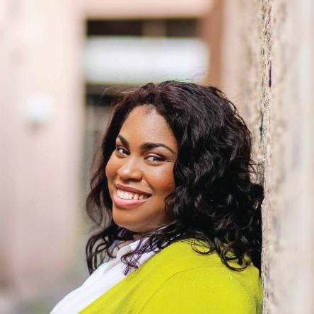 Angie Thomas at BookPeople