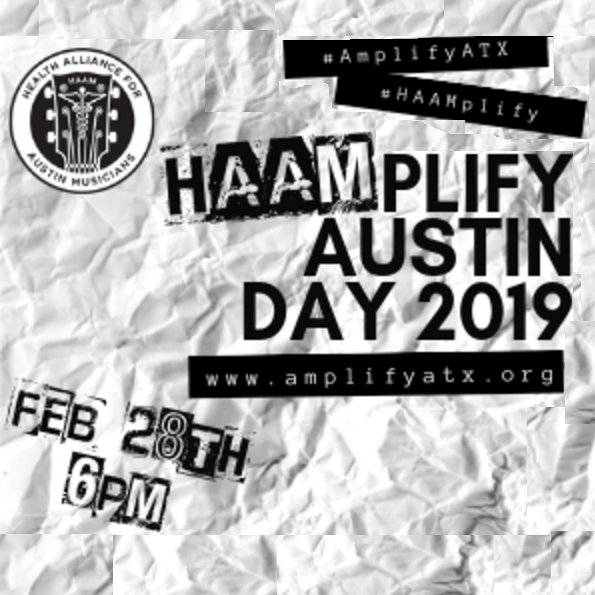 HAAMplify Austin with HAAM
