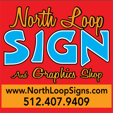NORTH LOOP SIGNS AND GRAPHICS