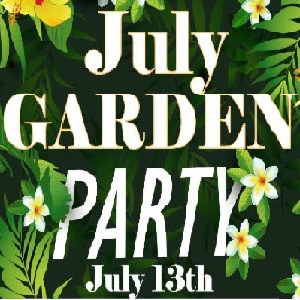 The Great Outdoors Summer Garden Party