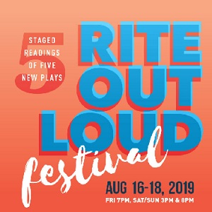 Rite Out Loud at Scottish Rite Theater