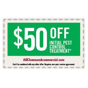 Pest Control with ABC