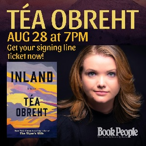 This Week at BookPeople: Téa Obreht