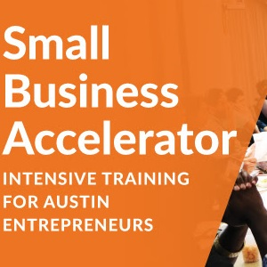 Apply Now with The City of Austin Small Business Program