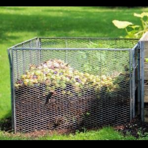 The Great Outdoors Composting Class