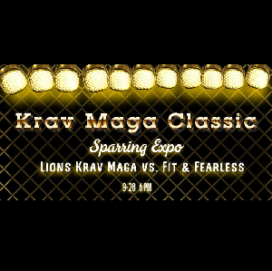 Lions Krav Maga vs Fit & Fearless at Sparring Expo