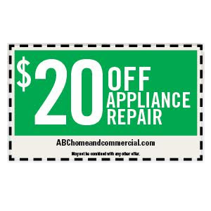 Appliance Repair With ABC