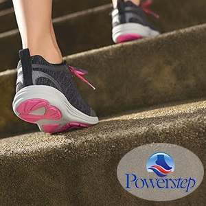 Powerstep 20% Off Flash at InStep