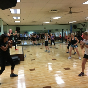 Fitness & Fundraising at BodyBusiness