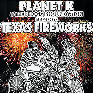 Planet K Texas Fireworks Show