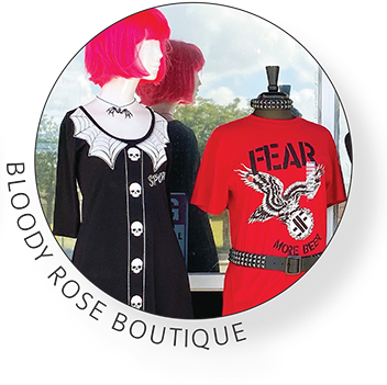 Bloody Rose Boutique