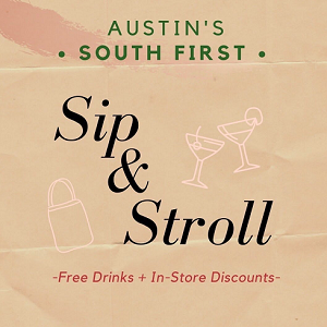 Sip & Stroll with Bloomers & Frocks