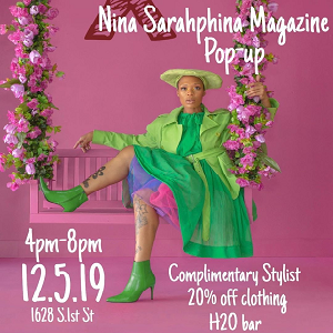 Bloomers and Frocks December Pop-Up Parties