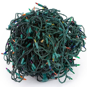 Austin EcoNetwork Helps Us Recycle Christmas Lights