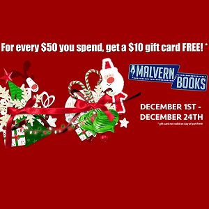 Special Offers & Upcoming Events at Malvern Books