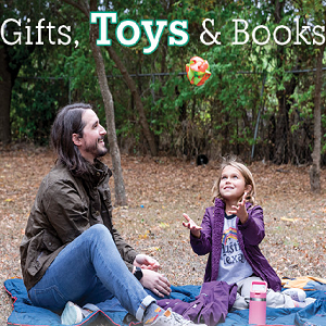Save On Toys at Whole Earth Provision Co.
