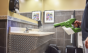 Clean Advocate Can Sanitize Your Home or Office